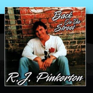 Back On The Street By Rj Pinkerton On Audio CD Album 2011 - DD579124
