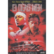 13 Dead Men Slim Case On DVD with Mystikal - DD579491