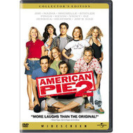 American Pie 2 Widescreen Edition On DVD with Jason Biggs - DD580024