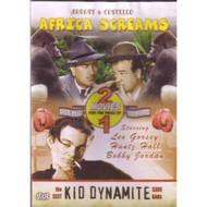 Africa Screams/Kid Dynamite On DVD with Abbott & Costello - DD580379