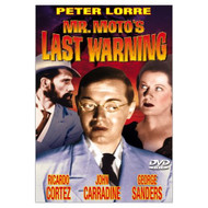 Mr Moto's Last Warning On DVD with Peter Lorre - DD580989