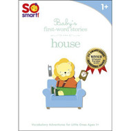 So Smart! First Word Stories: House On DVD With Animated Anime - DD582163