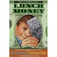 Lunch Money By Clements Andrew Selznick Brian Illustrator Book - DD583166