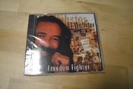Freedom Fighter On Audio CD Album - DD583736