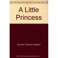 A Little Princess By Burnett Frances Hodgson Book Paperback - DD584494