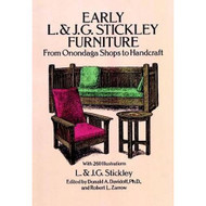 Early L & J G Stickley Furniture: From Onondaga Shops To Handcraft By - DD584805