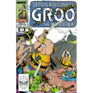 Sergio Aragones' Groo The Wanderer #70 The Greatest Hero Marvel Epic - DD585021