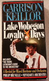 Lake Wobegon Loyalty Days On VHS - DD585152