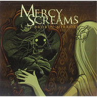 Broken Mirrors By Mercy Screams On Audio CD Album 2011 - DD587429