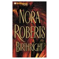Birthright On Audio Cassette by Roberts Nora Quigley Bernadette Reader - DD589846