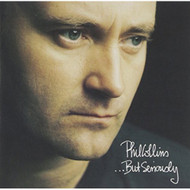 But Seriously By Collins Phil On Audio CD Album 1989 - DD592065