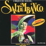 Saltimbanco By Cirque Du Soleil On Audio CD Album - DD592950