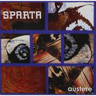 Austere By Sparta On Audio CD Album 2002 - DD593118