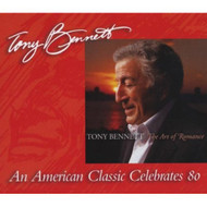 The Art Of Romance By Tony Bennett Performer On Audio CD Album 2004 - DD593126