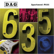 Apartment 635 By Dag On Audio CD Album 1998 - DD593623