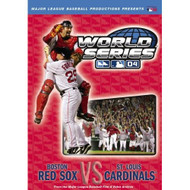 Official 2004 World Series Film On DVD With Boston Red Sox - DD595458