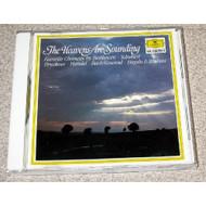 Heavens Are Sounding / Choruses By Bach Handel On Audio CD Album 1990 - DD595900