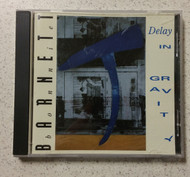 Delay In Gravity By Bonnie Barnett On Audio CD Album - DD596077