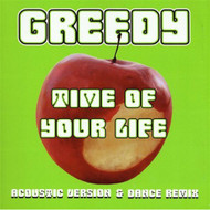 Time Of Your Life By Greedy On Audio CD Album 1998 - DD596260