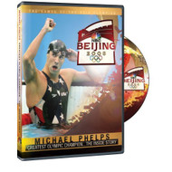 2008 Olympics: Michael Phelps Inside Story Of The Beijing Games On DVD - DD596986