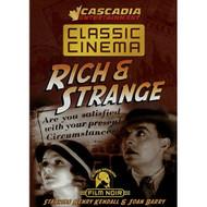 Rich & Strange On DVD Westerns - DD597133