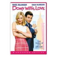 Down With Love Widescreen Edition On DVD With Ewan McGregor Romance - DD597300