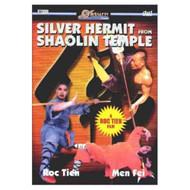 Silver Hermit From Shaolin Temple On DVD With Yu Wang - DD597363