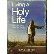 Living A Holy Life Come Up Higher In The Way You Live Audio On DVD - DD599279