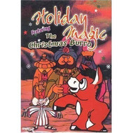 Holiday Magic: Featuring The Christmas Burro On DVD - DD600439