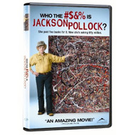 Who The #$- Is Jackson Polloc Ws On DVD - DD600643