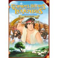 Grandes Heroes Y Leyendas De La Biblia: David Y Goliat On DVD - DD601143