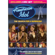 American Idol: The Search For A Superstar On DVD with Paula Abdul - DD601200