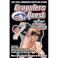 Grapplers Quest 2002-2003 US National Submission Grappling - DD602213
