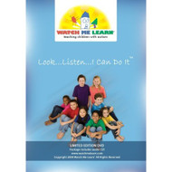 Look Listen I Can Do It! By Watch Me Learn & CD Combo On DVD With Many - DD602736