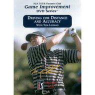 Driving For Distance And Accuracy With Tom Lehman PGA Tour Partners - DD603257