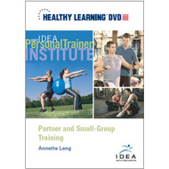 Partner And Small-Group Training On DVD With Annette Lang Anime - DD603406