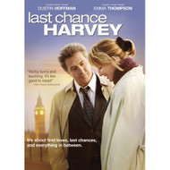 Last Chance Harvey On DVD with Dustin Hoffman Drama - DD604283
