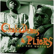 All She Wrote 1992/93 By Chaka Demus & Pliers 0001-01-01 On Audio CD - DD604315