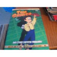 Tom Sawyer And Other Cartoon Treasures On DVD Anime - DD604351