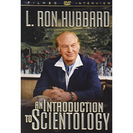 An Introduction To Scientology: Filmed Interview With L Ron Hubbard On - DD604880