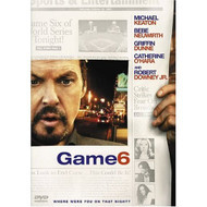 Game 6 On DVD with Michael Keaton - DD605224