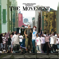 The Movement By The Figureheads On Audio CD Album 2006 - DD605267
