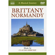 Naxos Scenic Musical Journeys France Brittany & Normandy By Naxos On - DD605435