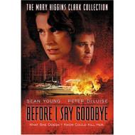Before I Say Goodbye On Audio CD Album 2004 - DD607079