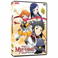 My-Zhime: My-Otome Vol 6 On DVD Anime - DD608306