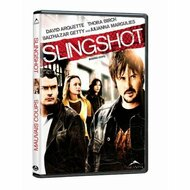 Slingshot Mauvais Coups 2007 On DVD With David Arquette - DD608797