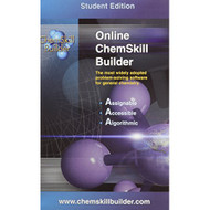 ChemSkill Builder Online V.2 Student's Edition Password For Packages - DD611017