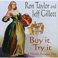 Buy It Try It By Ron Taylor & Jeff Gillett On Audio CD Album 2014 - DD611460