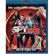 Spy Kids: All The Time In The World Single Disc Edition Blu-Ray On DVD - DD611832