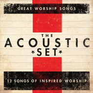 Acoustic Set By Great Worship Songs Praise Band On Audio CD Album 2011 - DD612878